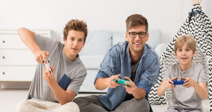 Digital Games And Kids